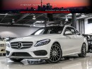 Used 2015 Mercedes-Benz C-Class C400 AMG|NAVI|BLINDSPOT|REAR CAM|BURMESTER for sale in North York, ON