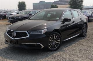 Used 2018 Acura TLX 3.5L SH-AWD w/Elite Pkg *New Demo Model!* for sale in Vancouver, BC