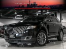 Used 2011 Lincoln MKX AWD|BLINDSPOT|NAVI|REAR CAM|COOLED SEATS|FULLY LOADED for sale in North York, ON
