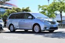 Used 2014 Toyota Sienna XLE for sale in Richmond, BC