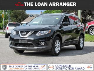 Used 2016 Nissan Rogue SV for sale in Barrie, ON