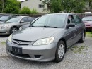Used 2004 Honda Civic Sdn SE for sale in Scarborough, ON