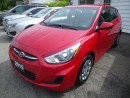 Used 2015 Hyundai Accent GL      H/BACK for sale in Fort Erie, ON