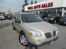 Used 2009 Pontiac Montana AUTO 7 PASSENGER VAN DVD LEATHER NO ACCIDENT SAFET for sale in Oakville, ON