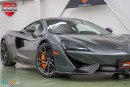 Used 2017 Mclaren 570S - for sale in Oakville, ON