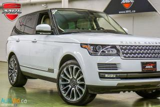 Used 2014 Land Rover Range Rover SC Autobiography for sale in Oakville, ON