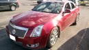 Used 2009 Cadillac CTS w/1SA for sale in London, ON