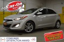 Used 2013 Hyundai Elantra GT HATCHBACK PANO ROOF PWR GRP ALLOYS LOADED for sale in Ottawa, ON