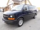Used 2009 Chevrolet Express 1500 LS 8Passenger Loaded 5.3L V8 ONLY 61,000KMs for sale in Etobicoke, ON