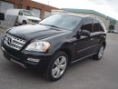 Used 2011 Mercedes-Benz ML 350 DIESEL,4 MATIC,NAVI.,SUNROOF for sale in Mississauga, ON