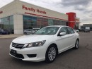 Used 2013 Honda Accord LX (CVT) for sale in Brampton, ON