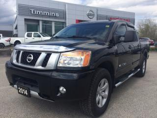 Used 2014 Nissan Titan SL for sale in Timmins, ON