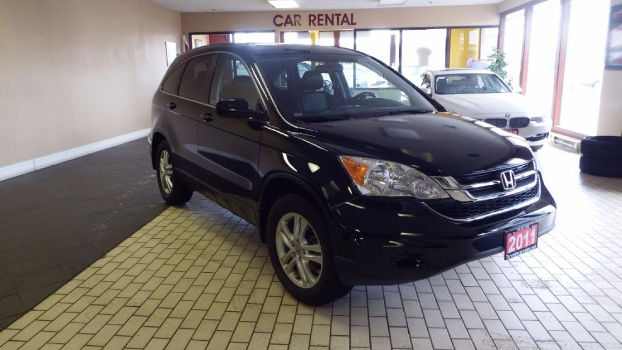2011 Honda CR-V EX-L/SUNROOF/AUTO/IMMACULATE $12900