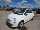 Used 2016 Fiat 500 C Cabrio - Convertible  Bluetooth  Touch Screen for sale in London, ON