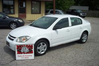 Used 2008 Chevrolet Cobalt LS for sale in Glencoe, ON