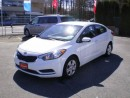 Used 2016 Kia Forte LX for sale in Surrey, BC