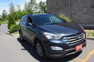 Used 2015 Hyundai Santa Fe Premium for sale in Cornwall, ON