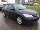 Used 2004 Honda Civic LX for sale in Scarborough, ON