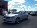 Used 2004 Infiniti G35 for sale in Orillia, ON