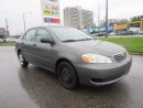 Used 2005 Toyota Corolla CE Low KM for sale in Scarborough, ON