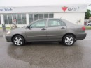 Used 2005 Toyota Corolla CE ,Only 128 km for sale in Scarborough, ON