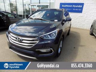Used 2017 Hyundai Santa Fe Sport Leather/Moonroof/Heated Seats for sale in Edmonton, AB