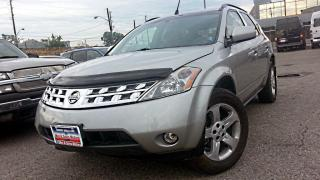 Used 2004 Nissan Murano SL, AWD, BLACK LEATHER for sale in North York, ON