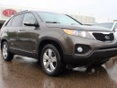 Used 2013 Kia Sorento LEATHER, HEATED SEATS, AWD for sale in Edmonton, AB