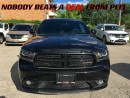 Used 2016 Dodge Durango Limited**BLACKTOP**AWD** for sale in Mississauga, ON