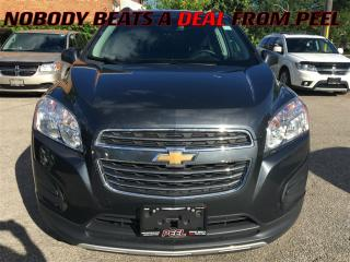Used 2016 Chevrolet Trax LT**CAR PROOF CLEAN** for sale in Mississauga, ON
