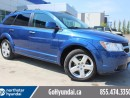 Used 2010 Dodge Journey R/T AWD 7 PASS DVD LEATHER for sale in Edmonton, AB