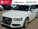 Used 2013 Audi S4 3.0T Premium 4dr All-wheel Drive quattro Sedan for sale in Edmonton, AB
