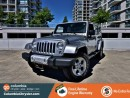 Used 2014 Jeep Wrangler Unlimited NAVIGATION, REMOTE START, HEATED SEATS, BLUETOOTH, SATELLITE RADIO! for sale in Richmond, BC