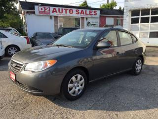 Used 2009 Hyundai Elantra Automatic/Gas Saver/Clean Carproof/Certified for sale in Scarborough, ON