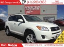 Used 2010 Toyota RAV4 Sport | FOUR WHEEL DRIVE | BACK UP CAM | for sale in Georgetown, ON