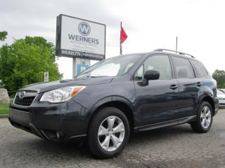 Used 2015 Subaru Forester 2.5i  w/PZEV for sale in Cambridge, ON