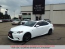 Used 2014 Lexus IS 350 AWD | F-SPORT | NAVIGATION | NO ACCIDENTS for sale in Kitchener, ON