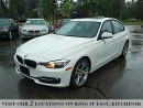 Used 2015 BMW 320i xDrive | NAVIGATION | RED STICHING for sale in Kitchener, ON
