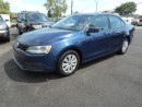 Used 2013 Volkswagen Jetta TRENDLINE + for sale in Hamilton, ON