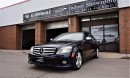 Used 2009 Mercedes-Benz C 300 3.0L 4MATIC NAVI BACK-UP CAMERA for sale in Mississauga, ON