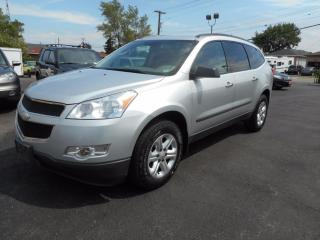 Used 2011 Chevrolet Traverse LS for sale in Hamilton, ON
