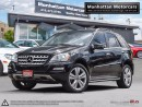 Used 2011 Mercedes-Benz ML 350 ML350 4MATIC DIESEL |NAV|CAMERA|DVD|NOACCIDENT for sale in Scarborough, ON