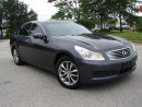 Used 2007 Infiniti G35X Luxury for sale in Mississauga, ON