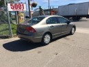 Used 2007 Honda Civic 233KM,SAFETY+3YEARS WARRANTY INCLUDED for sale in North York, ON