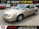 Used 2006 Cadillac DTS HEATED SEATS | NO CREDIT-CHECK IN HOUSE LEASING for sale in Hamilton, ON