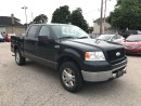 Used 2006 Ford F-150 SUPERCREW/5.4L/4X4/SAFETY/WARRANTY INCL for sale in Cambridge, ON