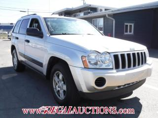 Used 2005 Jeep Grand Cherokee 4D Utility 4WD for sale in Calgary, AB
