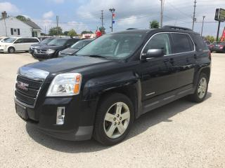 Used 2012 GMC TERRAIN SLE-2 * AWD * REAR CAM * BLUETOOTH * PREMIUM CLOTH SEATING for sale in London, ON