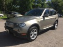 Used 2010 BMW X3 XDRIVE30I * AWD * LEATHER * PANORAMIC SUNROOF for sale in London, ON