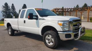 Used 2011 Ford F-350 SD XLT SUPERCAB LONG BE for sale in West Kelowna, BC